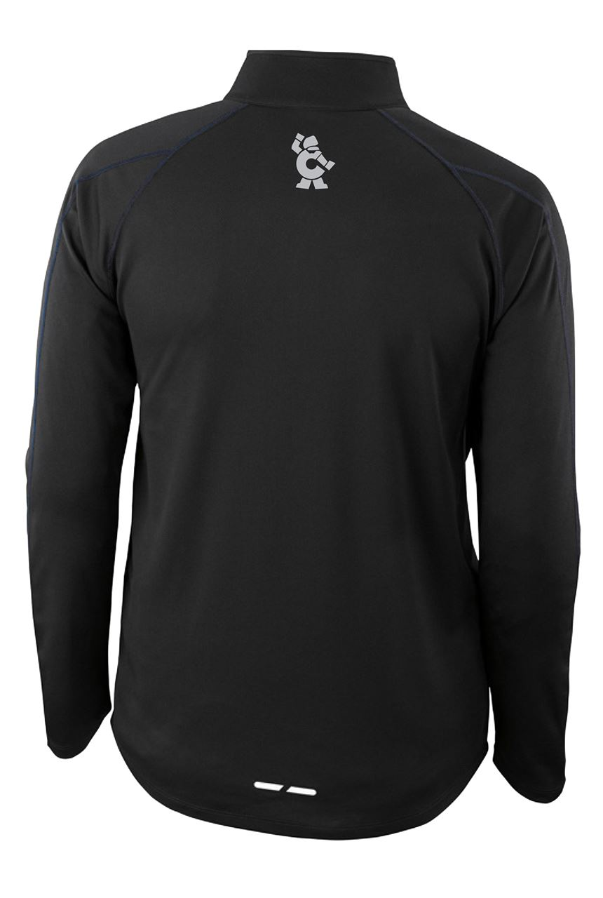 Picture of 1/2 Zip Performance Long Sleeve Shirt (CGBHZ)