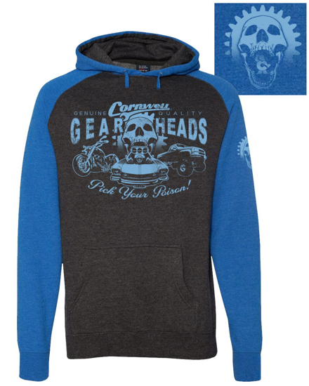 Picture of Gear Head Sweatshirt (CGRHSGH)