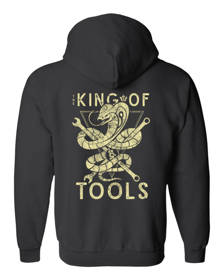 Picture of King of Tools Full Zip Hoodie (CGKOTFZ)