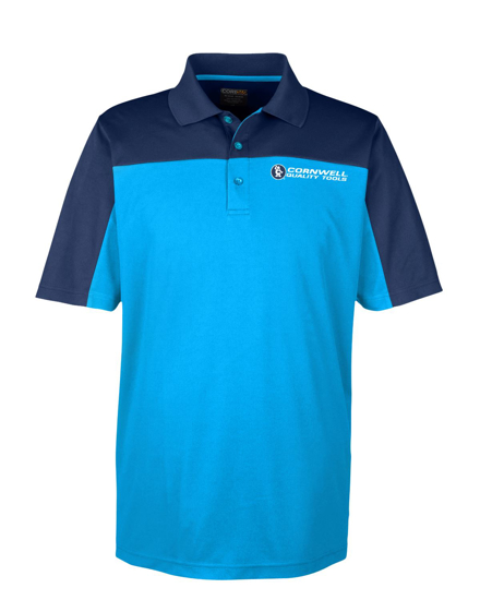 Picture of Color Block Performance Polo (CGCBPP)