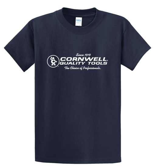 Picture of 72 Promo Pack - Navy Blue Tshirts (CG72PK)