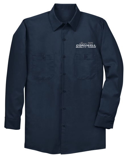Picture of Long Sleeve Red Kap® Work Shirt (CGRKWS)