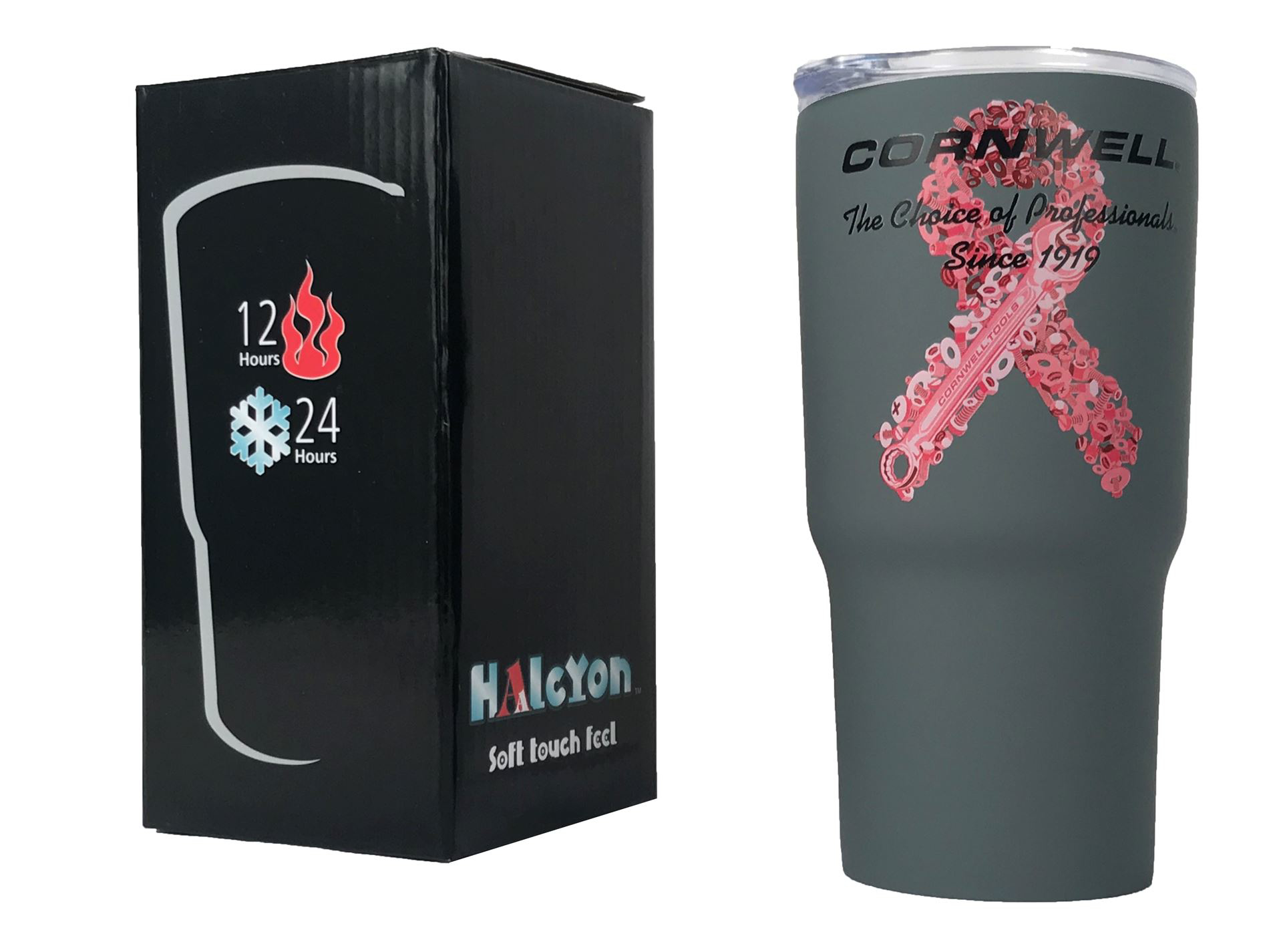 Picture of Wrench Ribbon 20 oz. Tumbler (CGWRT)