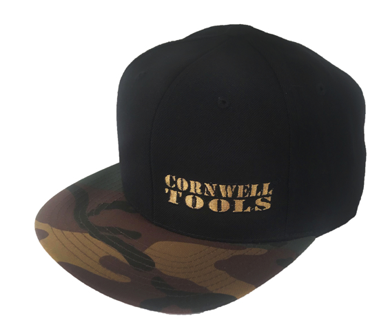 Picture of Camo Flatbill Hat (CGCFH)
