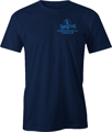 Picture of 10 mm Navy Tee (CG10MM)