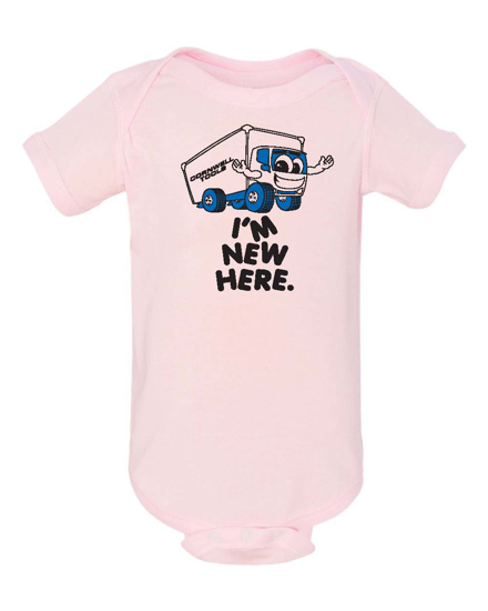 Picture of I'm New Here Onesies (CGPBO)