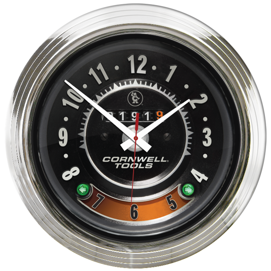 Picture of Need for Speed Clock (CGNFSC)