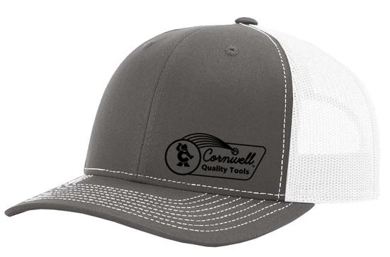 Picture of Richardson Trucker Grey Hat (CGRTGH)