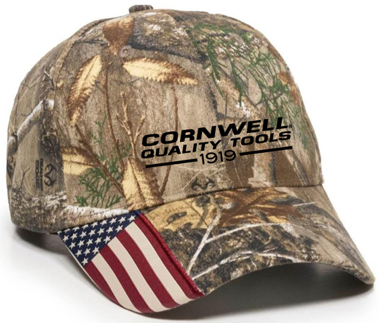 Picture of Highlander Camo Hat (CGHCH)