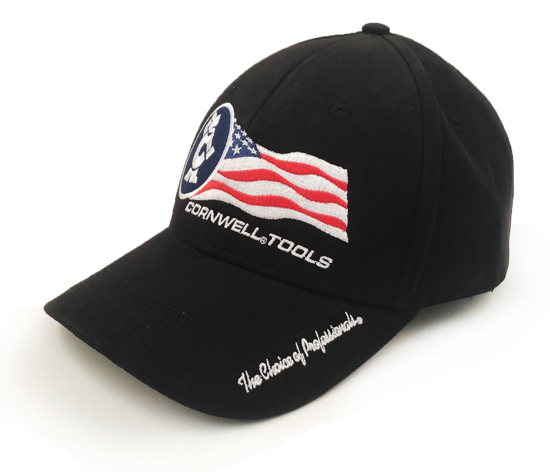 Picture of Ironman Trailing Flag Hat (CGITFH)