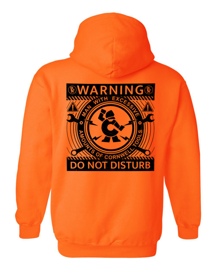 Picture of Do Not Disturb Hoodie (CGODNDH)