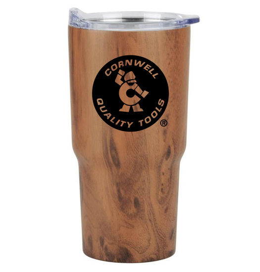 Picture of Wood Grain Tumbler (CGWGT)