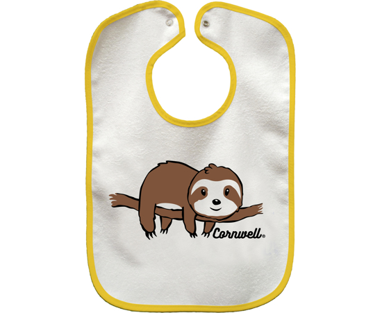 Picture of Sloth Baby Bib (CGSLBIB)