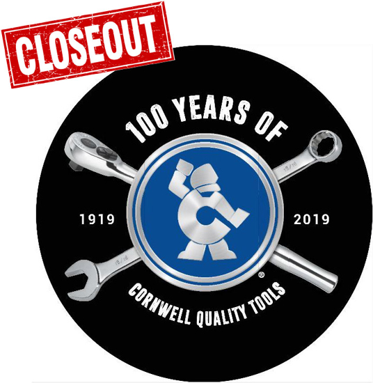 Picture of Cornwell Anniversary Decal 50pk (CGD100TH)