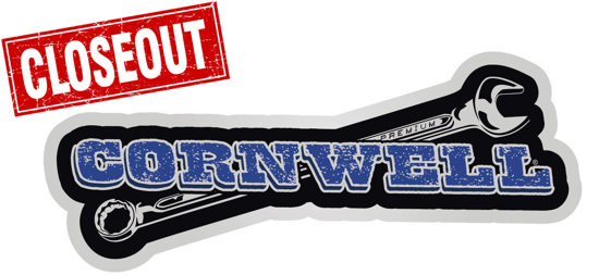 Picture of Cornwell Wrench Decal 50pk (CGDCW)