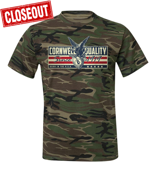 Picture of Camo S/S T-shirt (CGCAMOT)