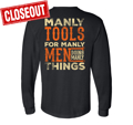 Picture of Manly Tools Long Sleeve (CGMANPLS)