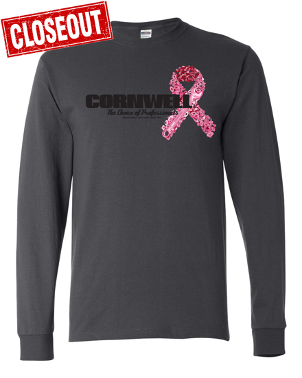 Picture of Wrenching for a Cure LS Tshirt (CGCURELS)