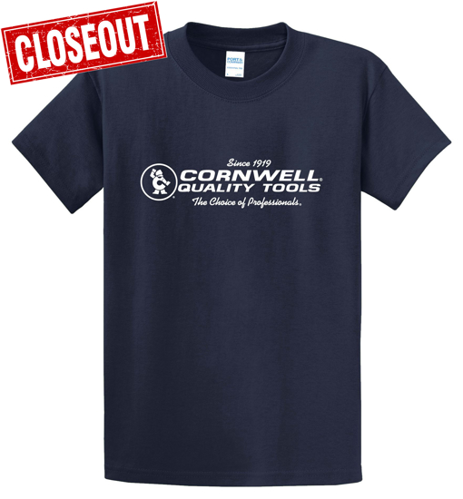 Picture of Navy promo T-Shirt (CGNAVYT2XL)