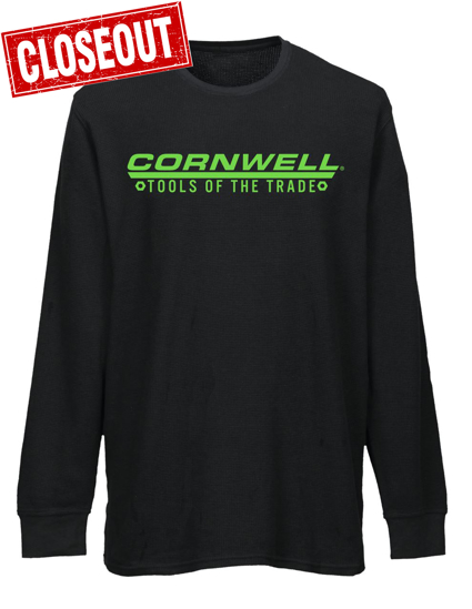 Picture of Thermal L/S Shirt (CGBLKTH)