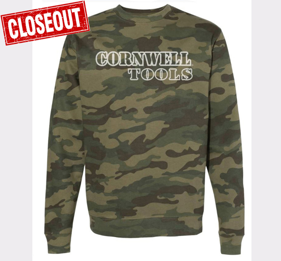 Picture of Camo Crewneck Sweatshirt (CGFCCS)