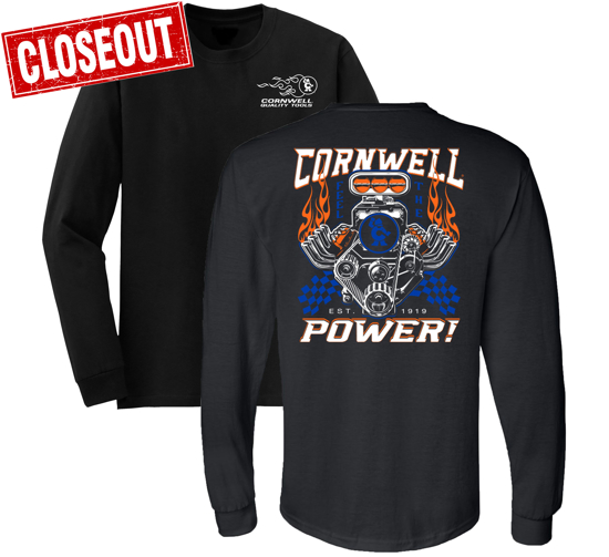 Picture of Cornwell® Power Long Sleeve (CGCPLT)