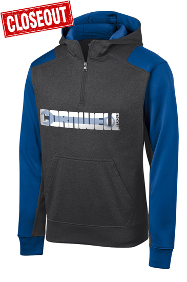 Picture of CORNWELL® 1/4 ZIP PULLOVER (CGQZH)