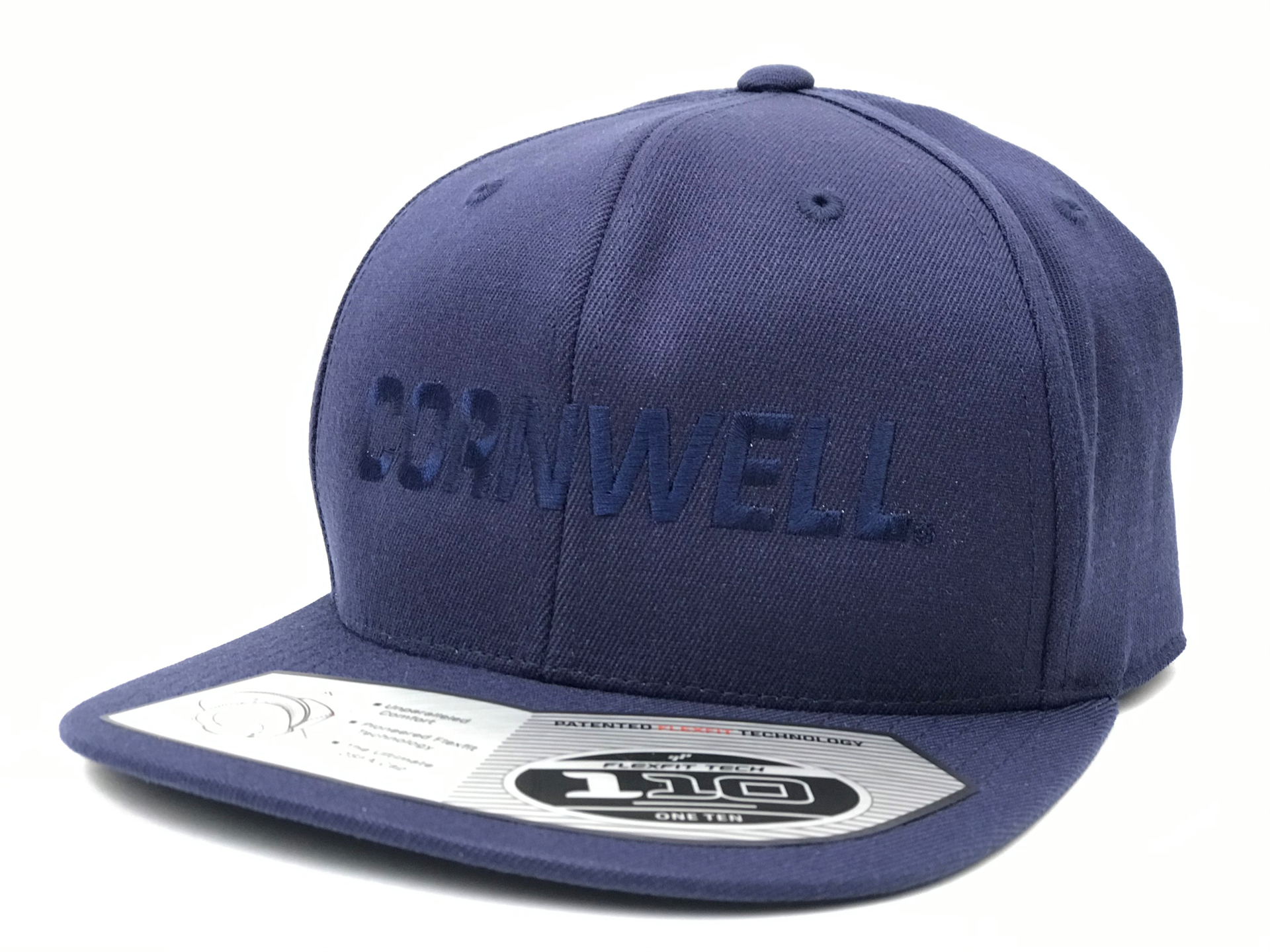 Picture of Flexfit Flatbill Monochrome Hat (CGNVH)