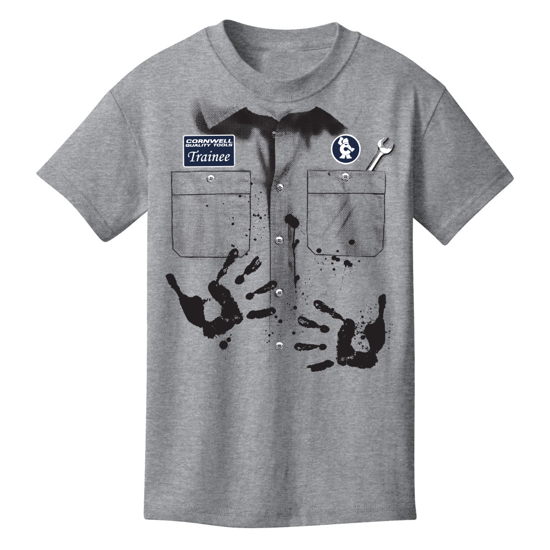 Picture of Youth Trainee Shop T-Shirt - CGYTST